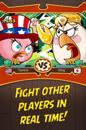 Angry Birds Fight! RPG Puzzle 2.5.6 Screen 2