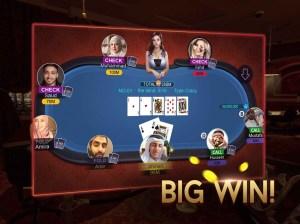 Conquer Silver Club - Free Texas Holdem 1.0.8.2 Screen 4
