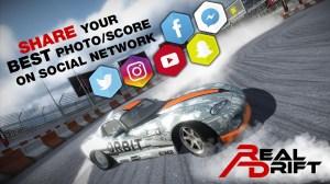 Real Drift Car Racing 5.0.6 Screen 5
