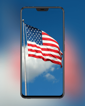 Android American Flag Wallpapers and Backgrounds Screen 3