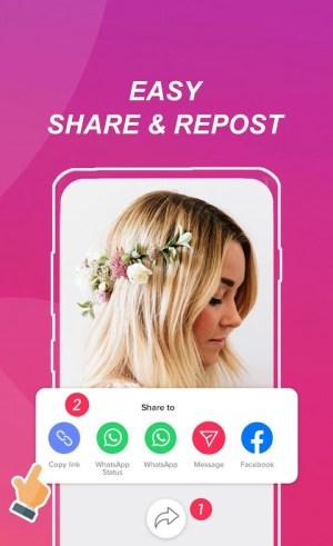 Photo & Video Downloader for Instagram - SaveInsta 2.2 Screen 4