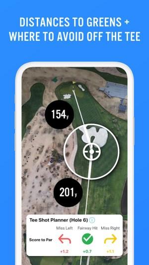 Golf GPS 18Birdies Scorecard & Yardage Rangefinder 11.8.1 Screen 3