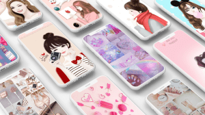 Girly Wallpapers 2.0.1 Screen 4
