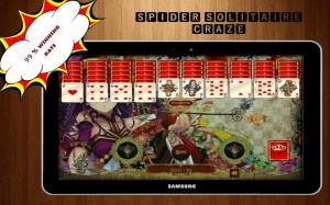 Spider Solitaire Craze 1.2 Screen 8