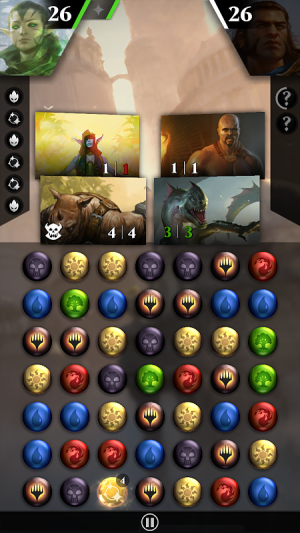 Magic the Gathering Puzzle Quest 1.2.2.6649 Screen 1