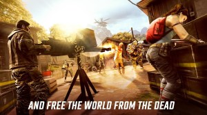 Android DEAD TRIGGER 2 - Zombie Survival Shooter Screen 3