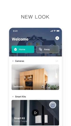 YI Home 4.40.3_20200221 Screen 1