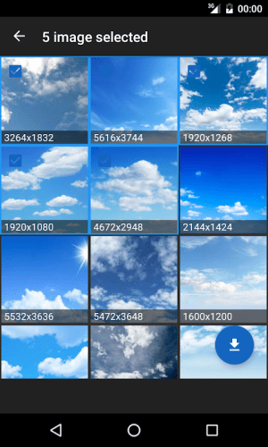 Image Search 2.3.1 Screen 2