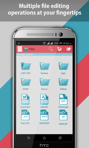 Android File Explorer and File Manager Screen 18