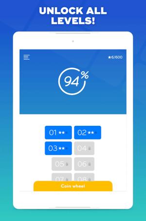 94% - Quiz, Trivia & Logic 3.11.4 Screen 13