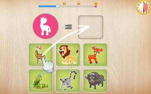Animals Puzzle for Kids 🦁🐰🐬🐮🐶🐵 3.0.2 Screen 6