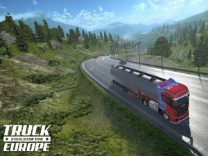 Android Truck Simulator PRO Europe Screen 5