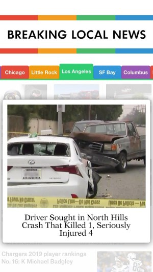 SmartNews: Local Breaking News 8.4.1 Screen 7