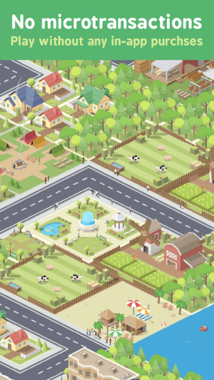 Pocket City 1.1.134 Screen 2