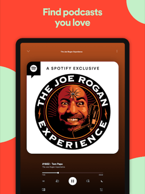 Spotify: Free Music and Podcasts Streaming 8.6.56.867 Screen 9