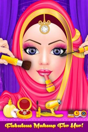 Hijab Fashion Doll Dress Up 1.2 Screen 2