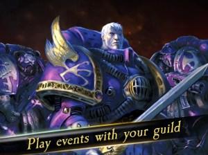 The Horus Heresy: Legions – TCG card battle game 0.97 Screen 9