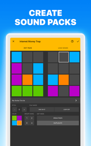 Android Drum Pads 24 - Music Maker Screen 15