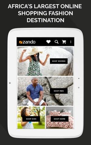 Online Fashion Shopping Zando 1.2.0 Screen 8