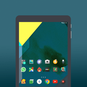 Android Nucleo UI - Icon Pack Screen 9