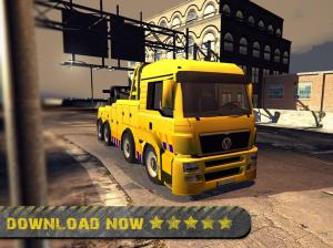 Android City Crane Parking Sim 2014 Screen 9