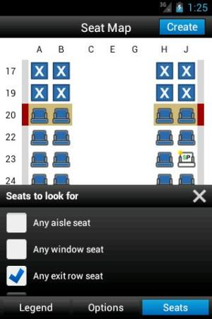 Seat Alerts by ExpertFlyer 1.93.0.0 Screen 1