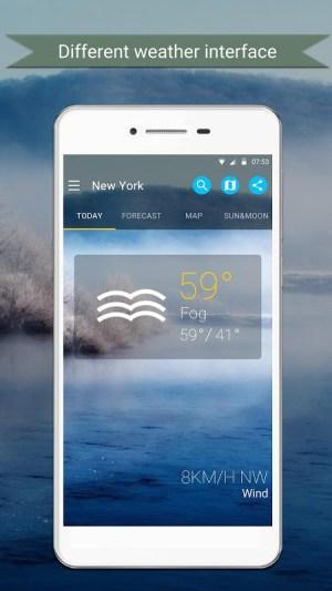 Weather 1.3 Screen 4