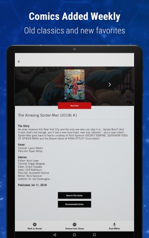 Marvel Unlimited 6.3.0 Screen 16