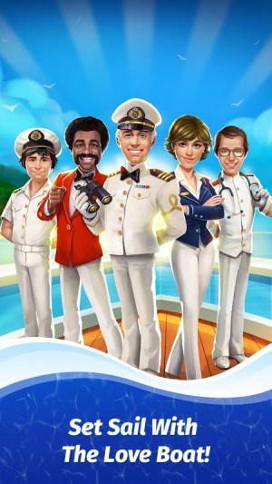 Android The Love Boat: Puzzle Cruise – Your Match 3 Crush! Screen 14