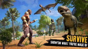 Jurassic Survival Island: Dinosaurs & Craft 3.9 Screen 4