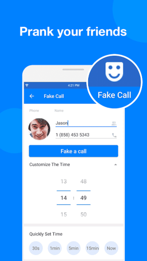 Android Caller ID  & Call Blocker Free Screen 5