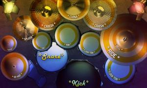 Android Best Drum Set Screen 1
