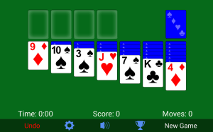 Solitaire 3.3.16 Screen 6
