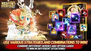 Medal Heroes : Return of the Summoners 2.3.6 Screen 2