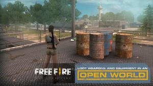 Free Fire - Battlegrounds 1.6.14 Screen 2