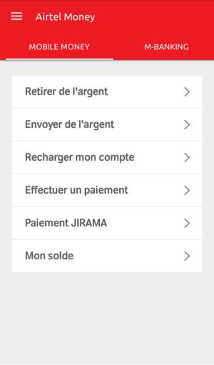 Airtel Companion 2.3.4 Screen 3