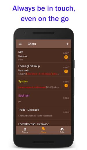 WM Chat 2.2.2 Screen 11