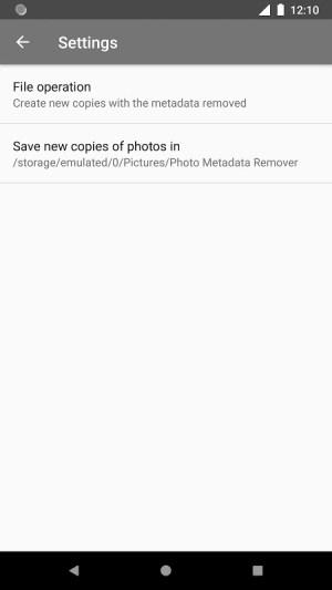 Photo Metadata Remover – Clear Exif Metadata 1.0.102 Screen 5