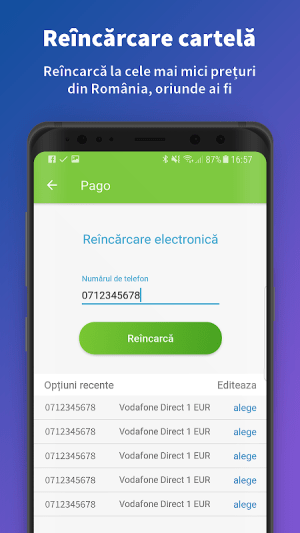 Pago 1.8.2 Screen 2