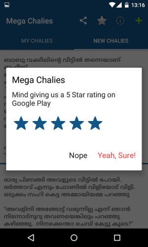Mega Chalies 1.0 Screen 3