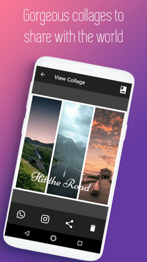 PicGrid Collage Maker 3.0 Screen 3