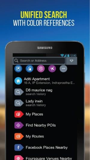 NaviMaps: 3D GPS Navigation 3.0.0 Screen 11