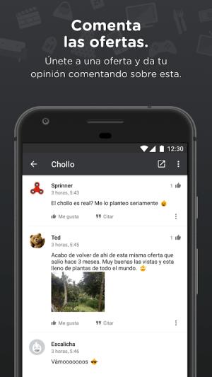 Chollometro – Chollos, ofertas y juegos gratis 5.12.01 Screen 2