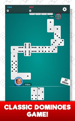 Dominoes Jogatina: Classic and Free Board Game 4.6.0 Screen 10