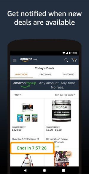 Amazon Shopping 18.19.0.100 Screen 2