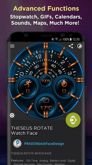 WatchMaker Watch Faces 4.6.2 Screen 10