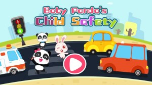 Baby Panda's Child Safety 8.35.00.00 Screen 1