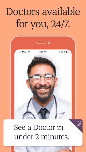 Maple - 24/7 Online Doctors 4.7.0 Screen 6
