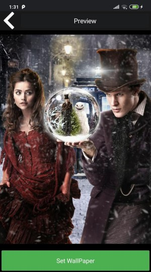 Android Doctor Who - TV Series, Wallpapers Screen 4