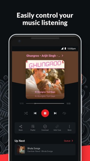 Wynk Music- New MP3 Hindi Tamil Song & Podcast App 3.14.2.0 Screen 1